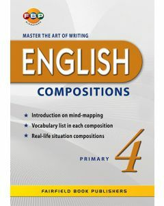 Master the Art of Writing English Compositions Primary 4