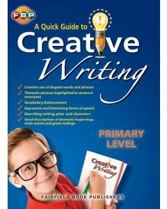A Quick Guide to Creative Writing Primary Level