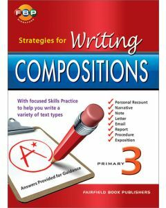 Strategies for Writing Compositions Primary 3