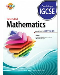 Cambridge IGCSE: Extended Mathematics Complete Revision