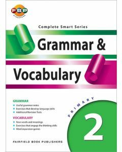 Complete Smart Series Grammar & Vocabulary Primary 2