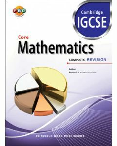 Cambridge IGCSE: Core Mathematics Complete Revision