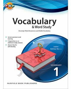 Vocabulary & Word Study Secondary 1