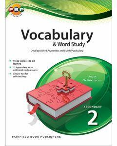 Vocabulary & Word Study Secondary 2