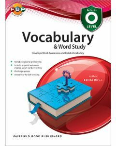 GCE O-Level Vocabulary & Word Study