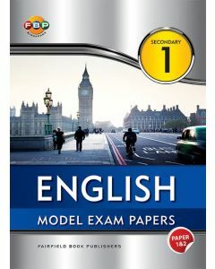 English Model Exam Papers Secondary 1