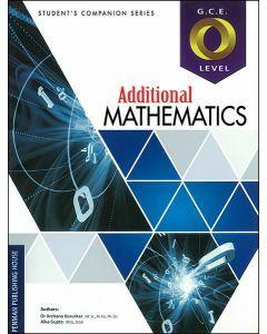 Student's Companion Series: G.C.E. 'O' Level Additional Mathematics