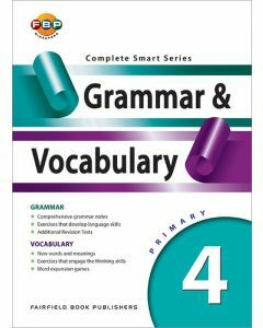 Complete Smart Series Grammar & Vocabulary Primary 4