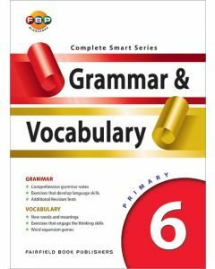 Complete Smart Series Grammar & Vocabulary Primary 6
