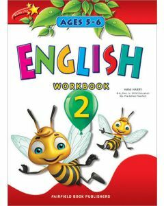 Rising Star English Workbook 2 (Ages 5-6)