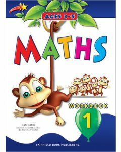 Rising Star Maths Workbook 1 (Ages 3-5)
