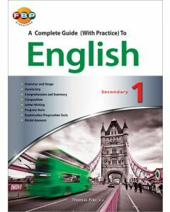 A Complete Guide (with Practice) to English Secondary 1