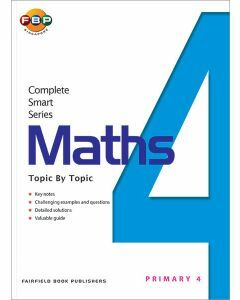 Complete Smart Series Maths Primary 4