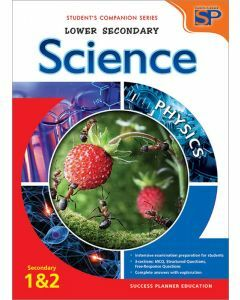 Student's Companion Lower Secondary Science Physics S1&2