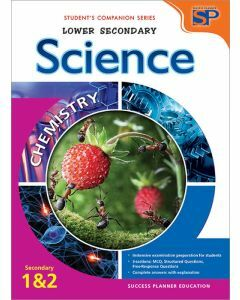 Student's Companion Lower Secondary Science Chemistry S1&2