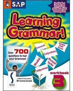 Learning Grammar Workbook 3
