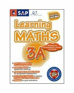 Learning Maths 3A