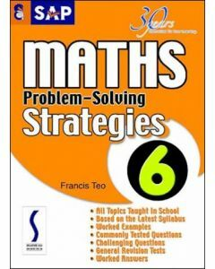 SAP Maths Problem-Solving Strategies Book 6
