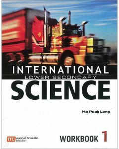 International Lower Secondary Science Workbook 1