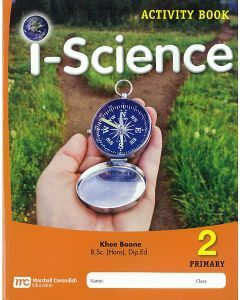 i-Science Activity Book 2