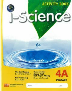 i-Science Activity Book 4A