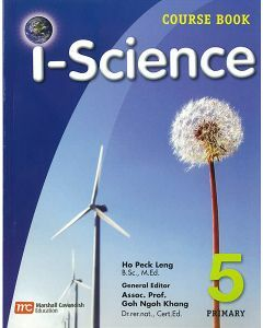 i-Science Course Book 5