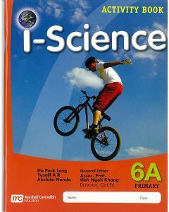 i-Science Activity Book 6A