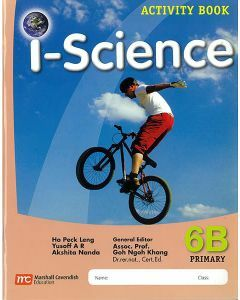 i-Science Activity Book 6B