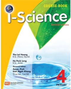 i-Science Course Book 4