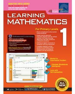 Learning Mathematics for Primary 1 + Geniebook