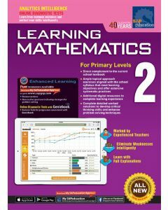 Learning Mathematics for Primary 2 + Geniebook