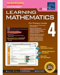 Learning Mathematics for Primary 4 + Geniebook