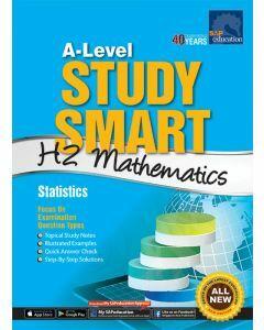 A-Level Study Smart H2 Mathematics: Statistics