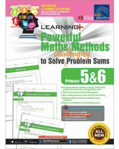 Learning+ Powerful Maths Methods to Solve Challenging Problems Sums Primary 5&6