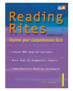 Reading Rites Secondary 1
