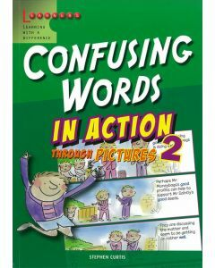 Confusing Words In Action Book 2