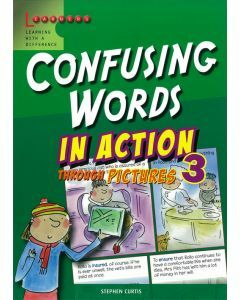 Confusing Words In Action Book 3