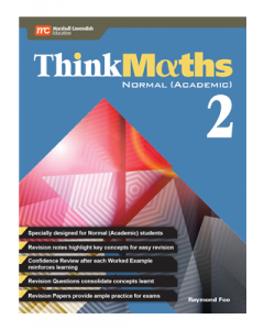 Think Maths Secondary 2 Normal (Academic)