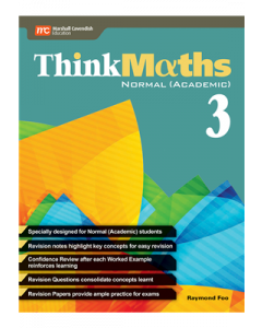 Think Maths Secondary 3 Normal (Academic)