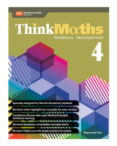 Think Maths Secondary 4 Normal (Academic)