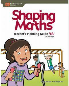 Shaping Maths Teacher's Planning Guide 4B (3E)