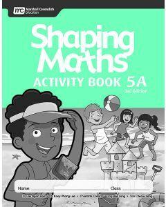 Shaping Maths Activity Book 5A (3E)