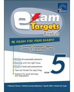Exam Targets English Book 5