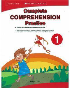 Complete Comprehension Practice 1