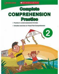 Complete Comprehension Practice 2