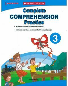 Complete Comprehension Practice 3