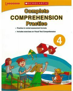 Complete Comprehension Practice 4