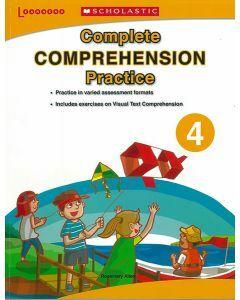 Complete Comprehension Practice 4