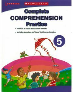 Complete Comprehension Practice 5