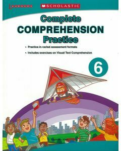 Complete Comprehension Practice 6
